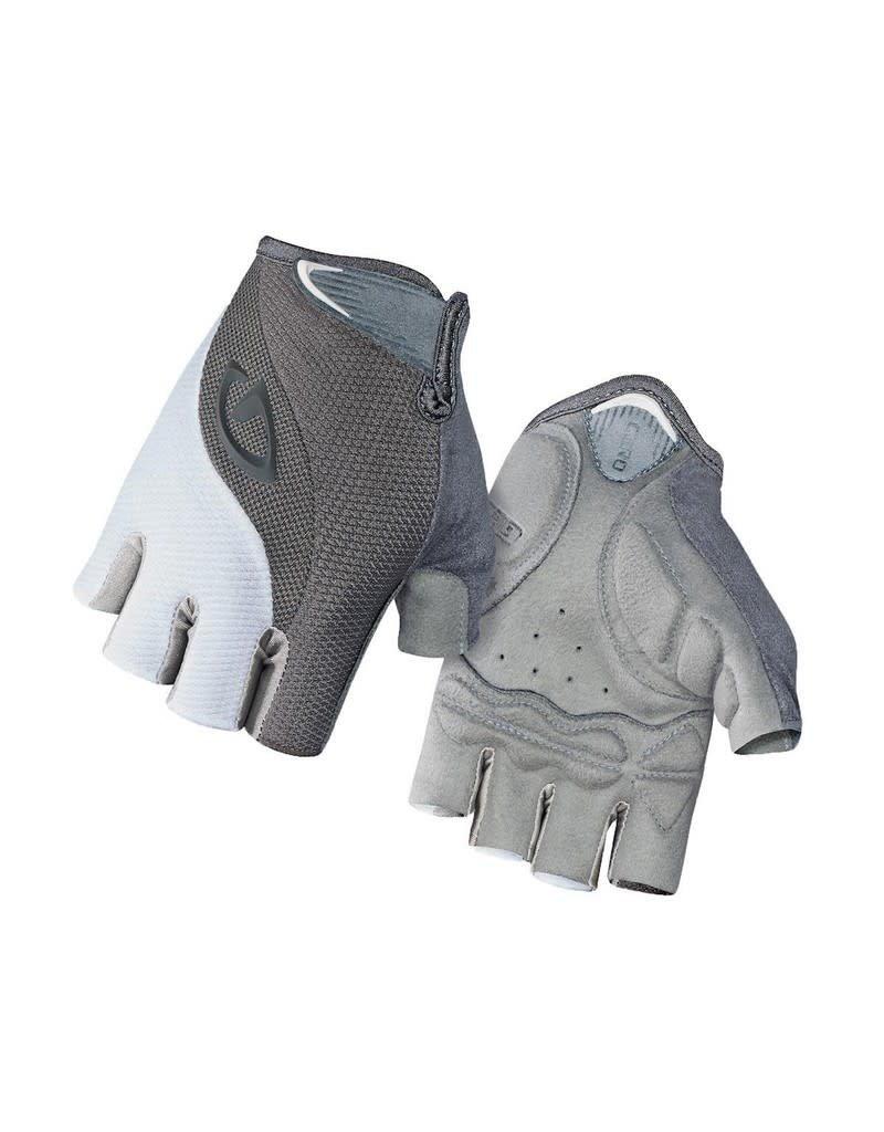 Giro Gloves Giro Tessa Road Grey/White