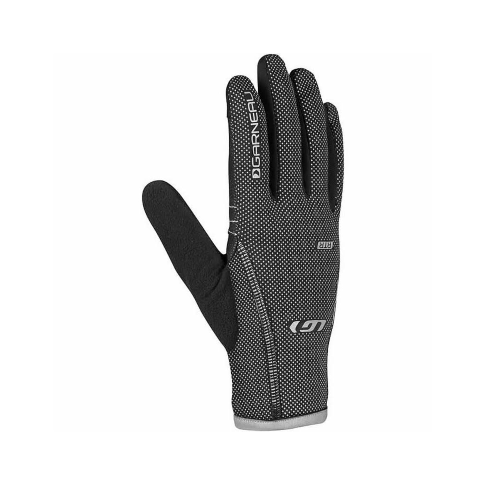 Louis Garneau Gloves Louis Garneau Rafale RTR Black