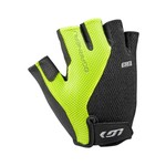 Louis Garneau Gloves Louis Garneau Air Gel + RTR Black/Bright Yellow