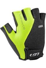 Louis Garneau Gloves Louis Garneau Air Gel + RTR Black/Bright Yellow