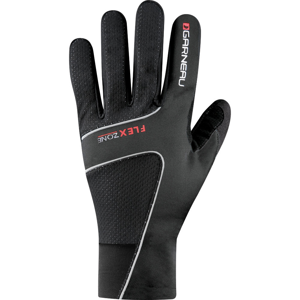 Louis Garneau Gloves Louis Garneau Windtex Eco Flex 2 -  Black