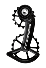 CeramicSpeed OPWS CeramicSpeed for SRAM Red/Force AXS  Alloy Pulley Carbon Cage Black