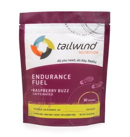Tailwind Nutrition Endurance Fuel Tailwind Caffeinated Raspberry Buzz (30 servings)