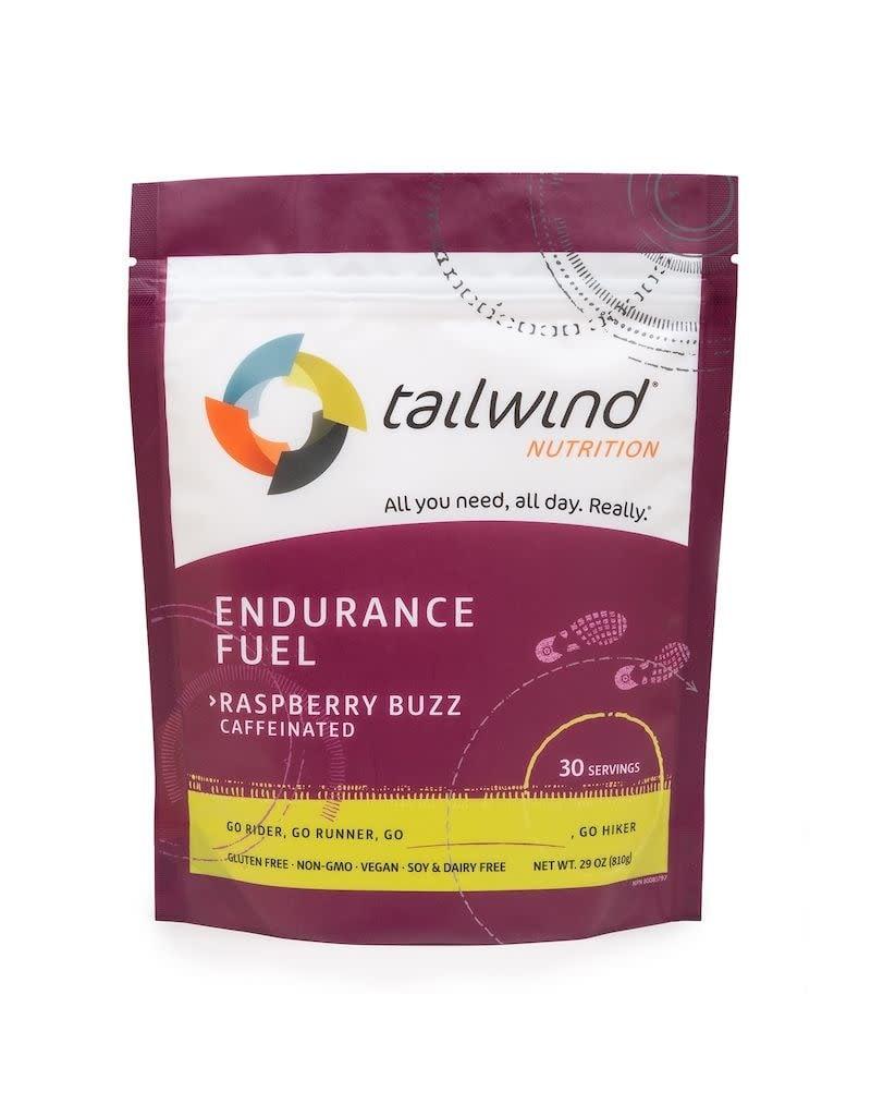 Tailwind Nutrition Endurance Fuel Tailwind Caffeinated Raspberry Buzz (30 servings)
