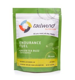 Tailwind Nutrition Endurance Fuel Tailwind Caffeinated Green Tea  (30 servings)