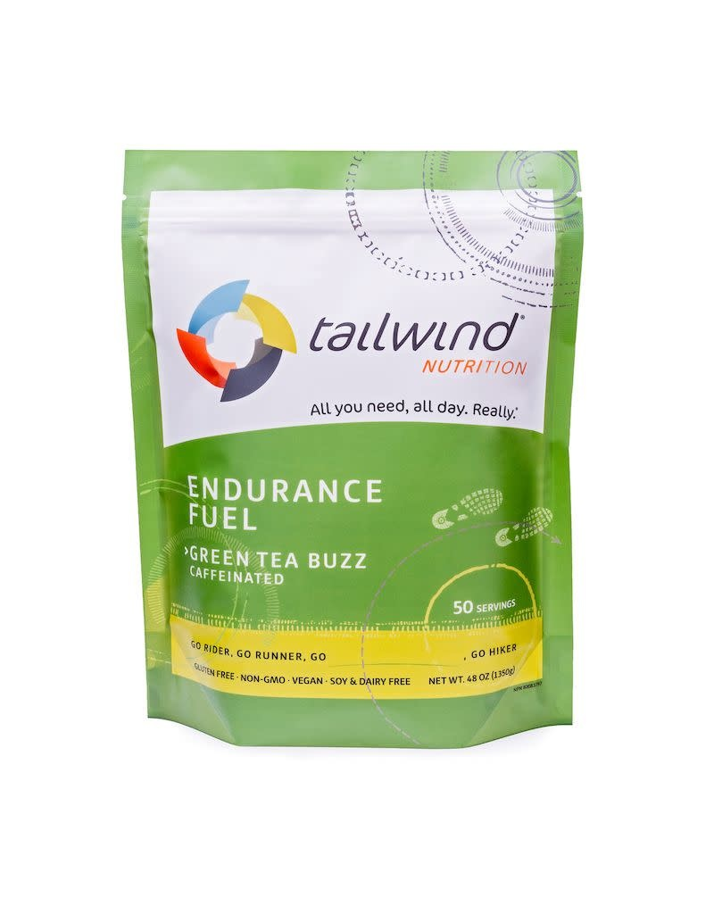 Tailwind Nutrition Endurance Fuel Tailwind Caffinated Green Tea (50 servings)
