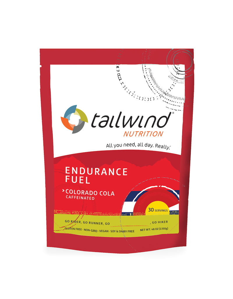 Tailwind Nutrition Endurance Fuel Tailwind Colorado Cola 30 Servings