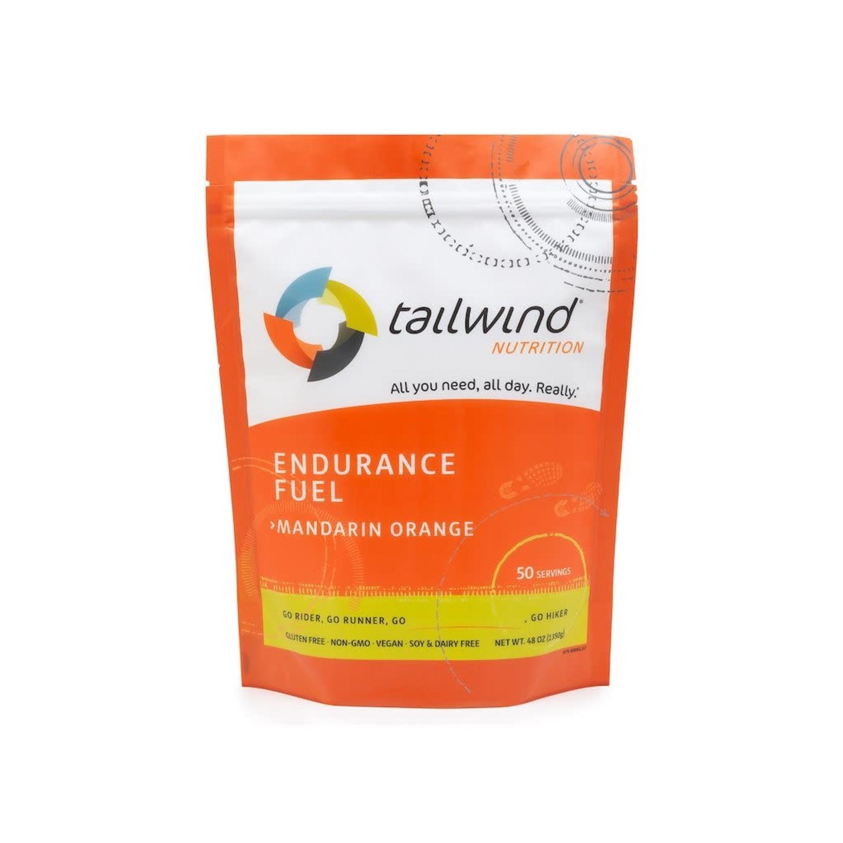 Tailwind Nutrition Endurance Fuel Tailwind Mandarin/Orange (50 servings)