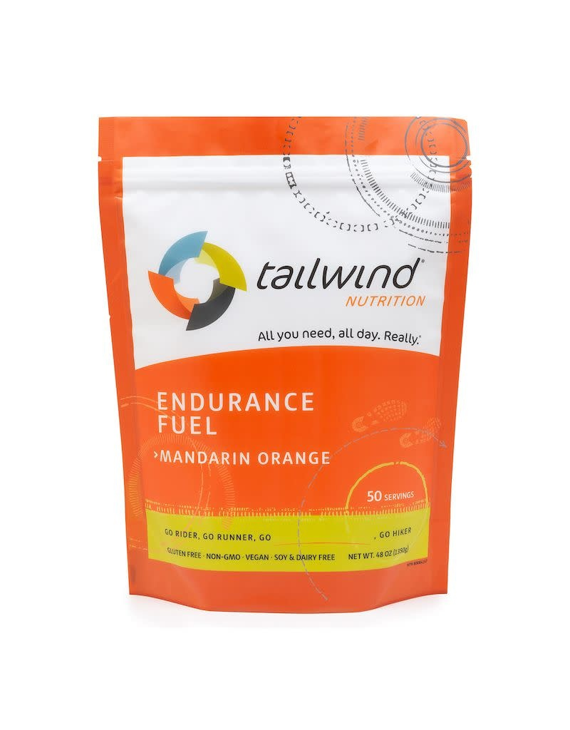 Tailwind Nutrition Endurance Fuel Tailwind Mandarin/Orange (50 servings)