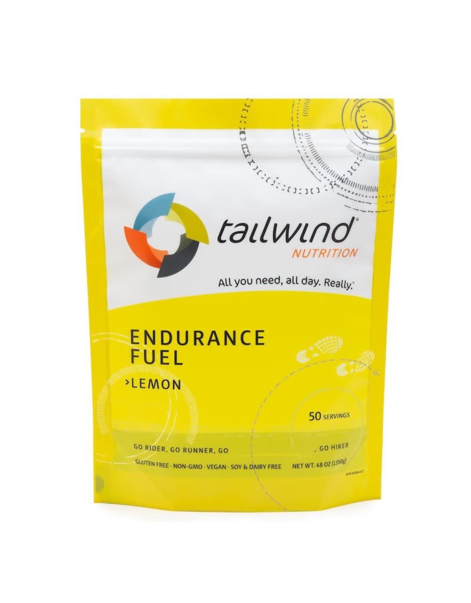 Tailwind Nutrition Endurance Fuel Tailwind Lemon (50 servings)