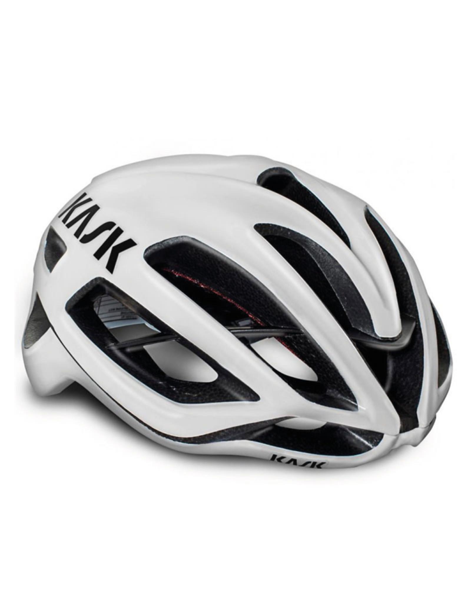 Kask Helmet Kask Protone White