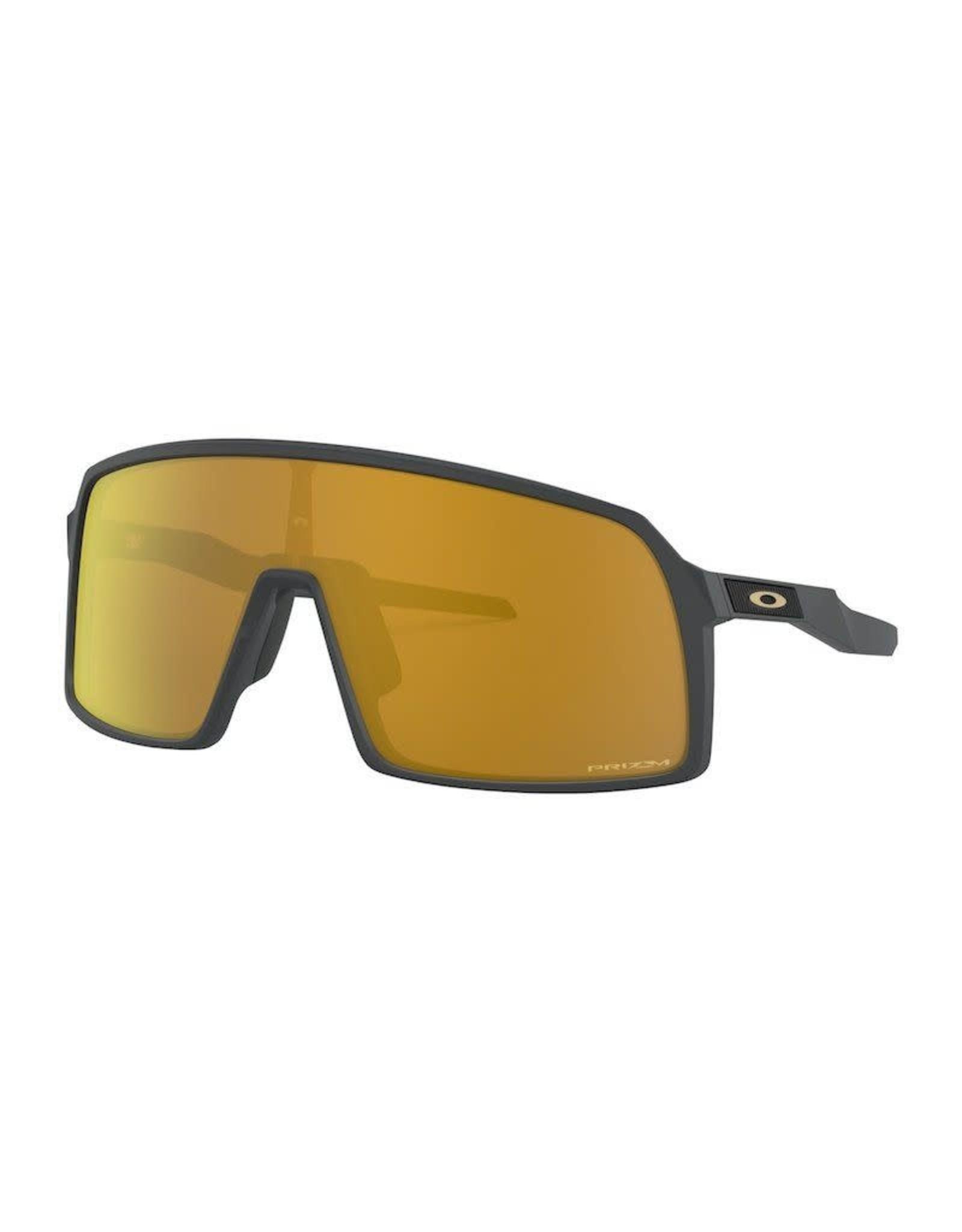 Oakley Oakley Sutro Matte Carbon w/ PRIZM 24K