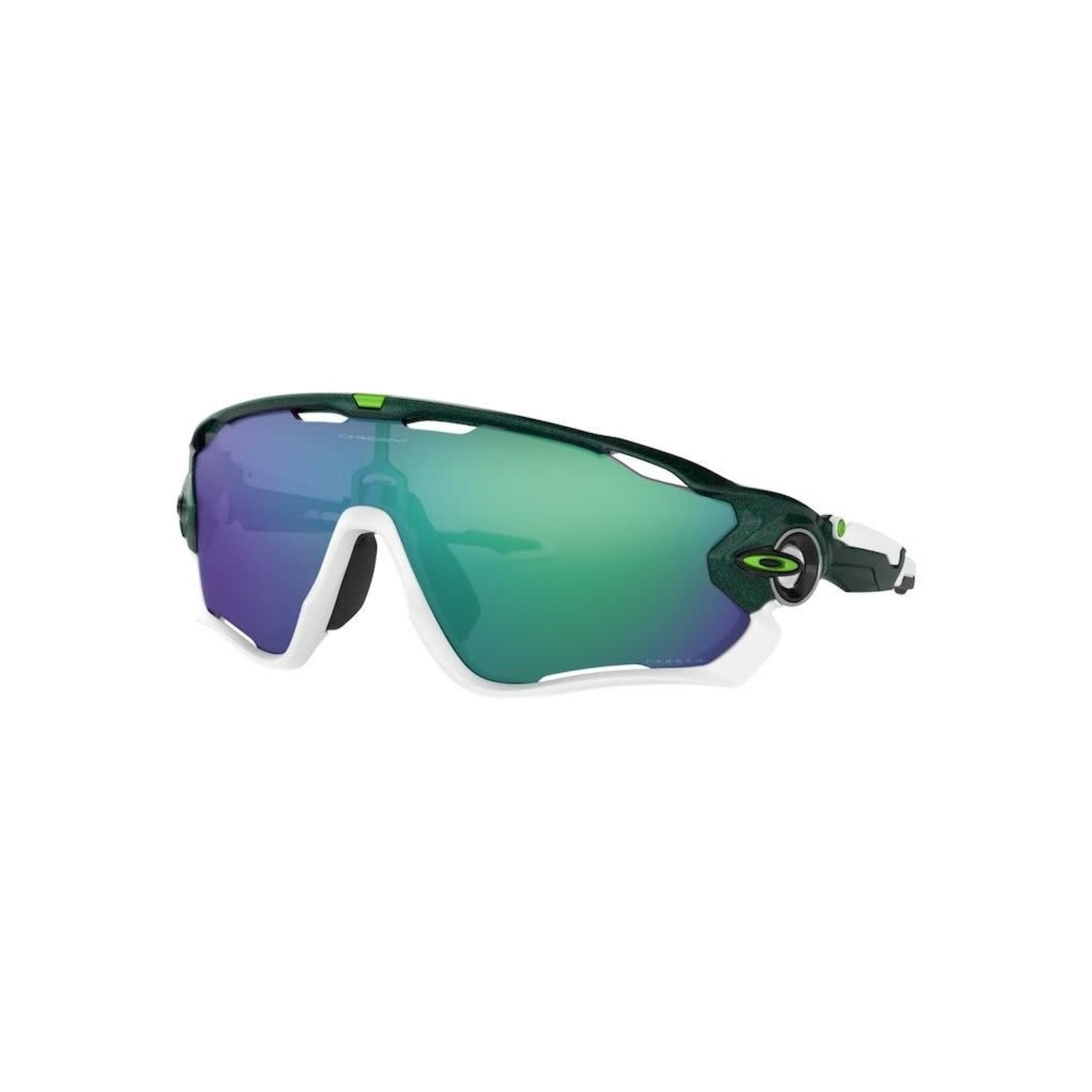 Oakley Oakley Jawbreaker Metalic Green Prizm Jade Iridium