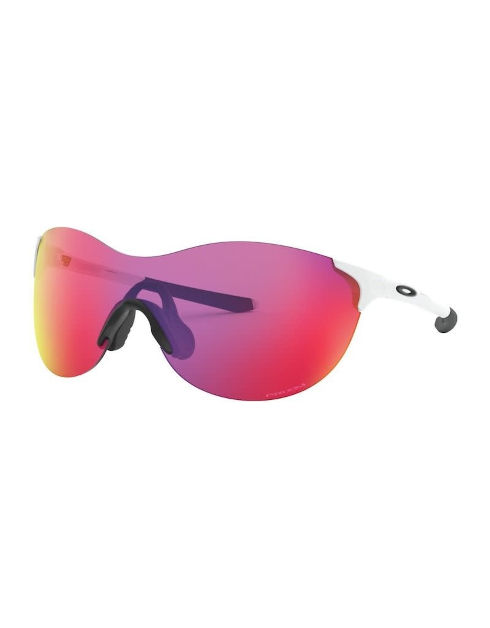 Oakley Oakley EVZero Ascend Polished White Prizm Road