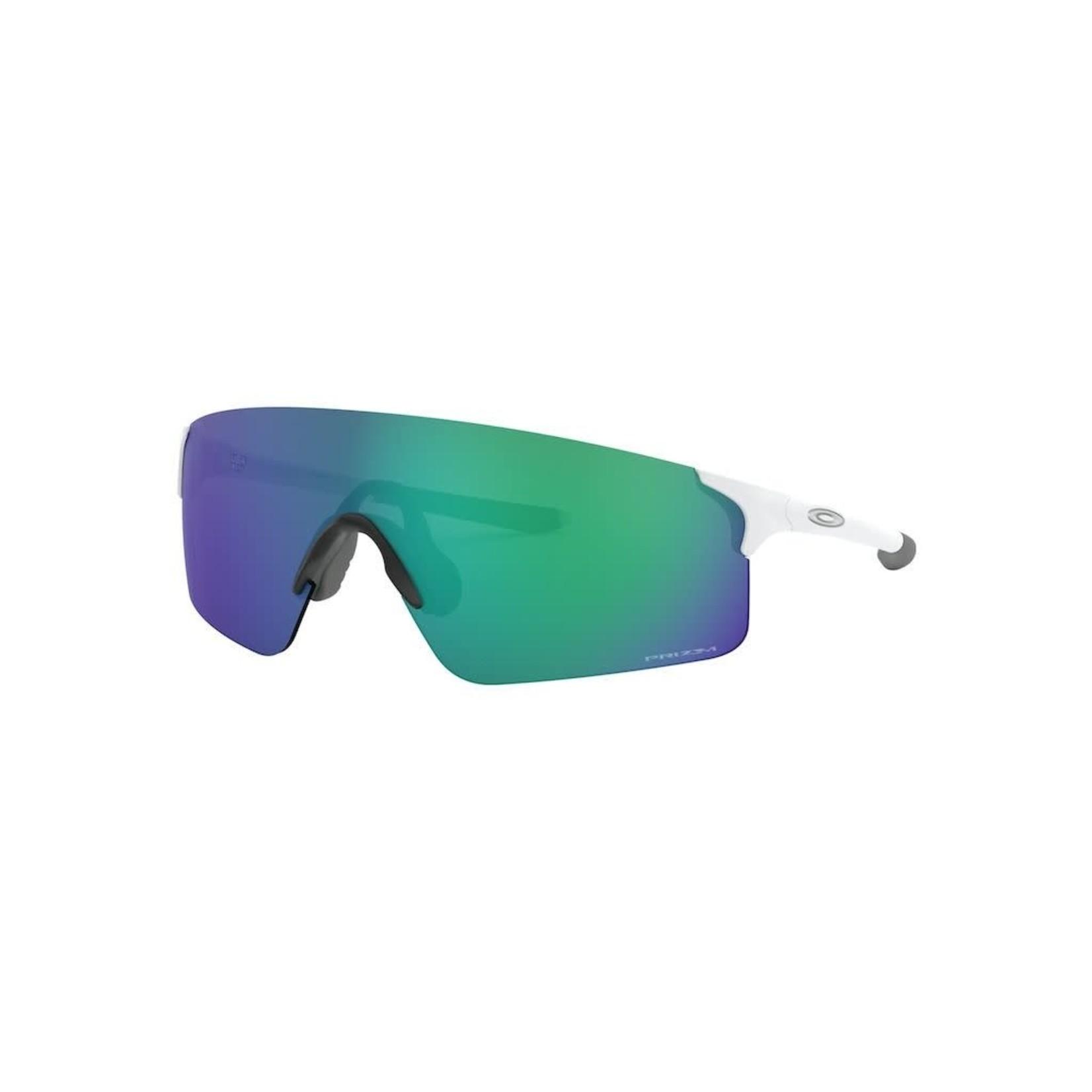 Oakley Oakley EVZero Blades Matte White Prizm Jade Iridium