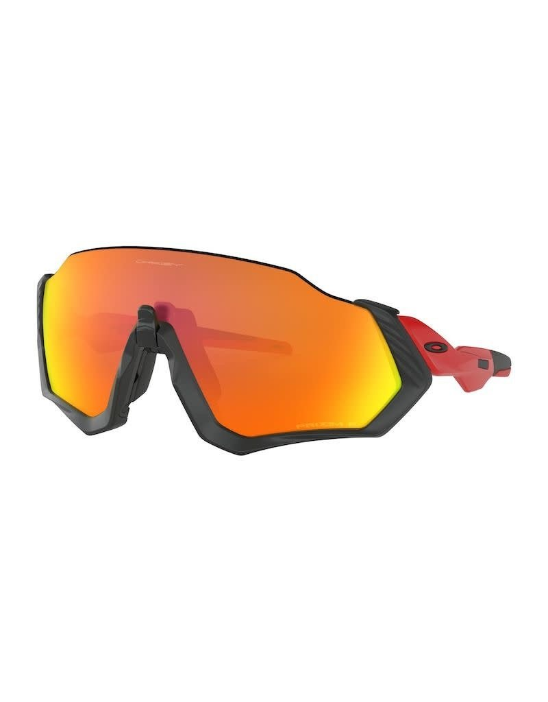 Oakley Oakley Flight Jacket Redline Prizm Ruby Polarized