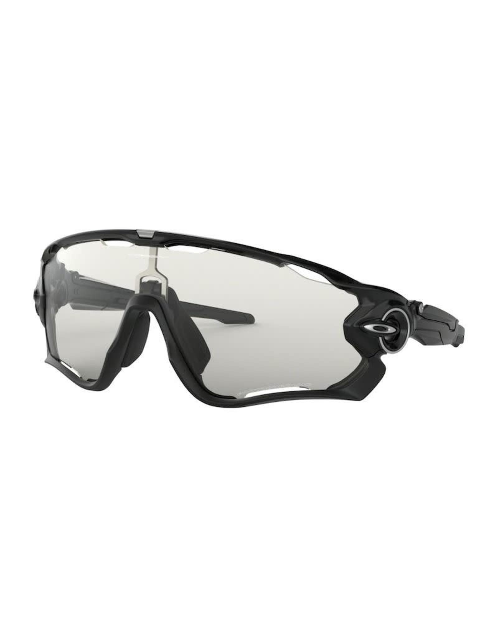 Oakley Oakley Jawbreaker Polished Black Clear Black Iridium Photocromatic 2F