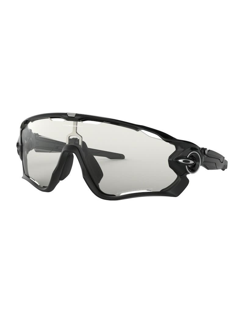 Oakley Oakley Jawbreaker Polished Black Clear Black Iridium Photocromatic 2F