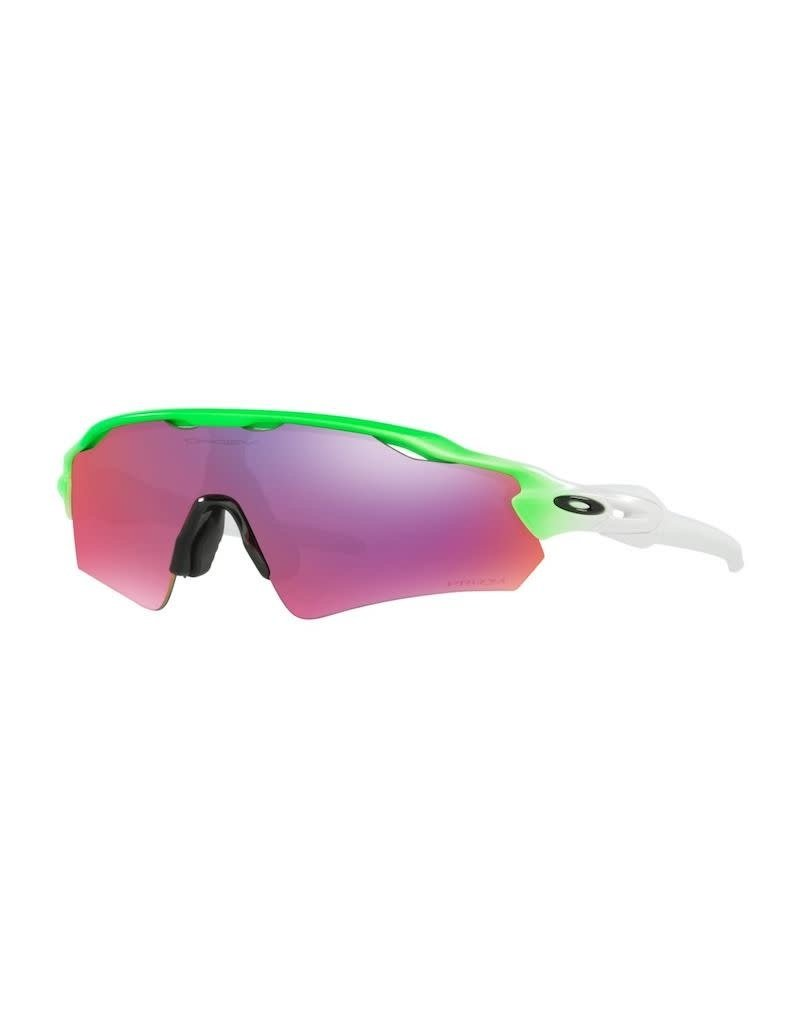 Oakley Oakley RadarEV Path Green Fade Collection Prizm Road