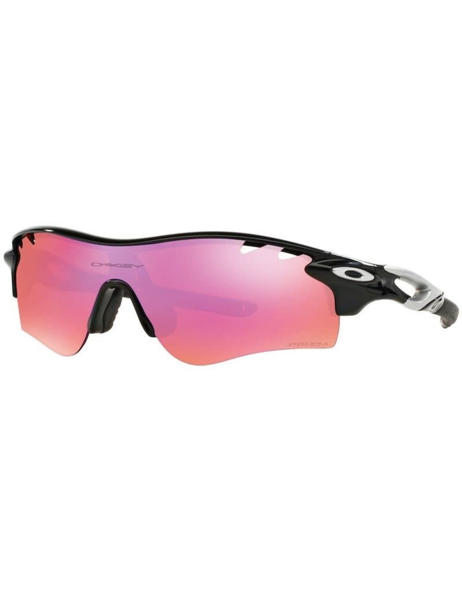 Oakley Oakley Radarlock Path Vented Polished Black Prizm Trail Clear