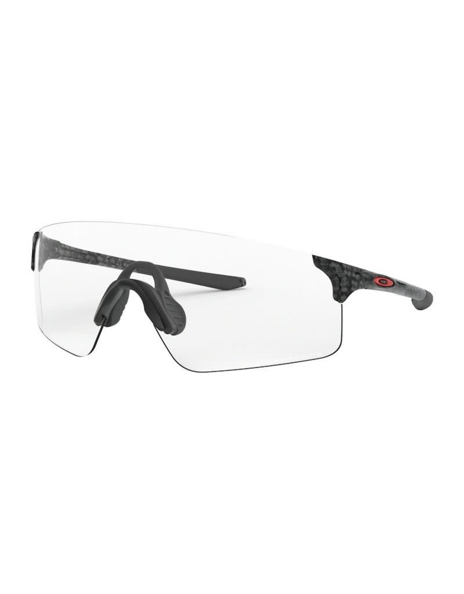 Oakley Oakley EVZero Blades A Carbon Fiber Clear/Black Iridium Photocromatic