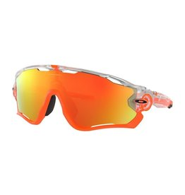 Oakley Oakley Jawbreaker Crystal Pop Fire iridium