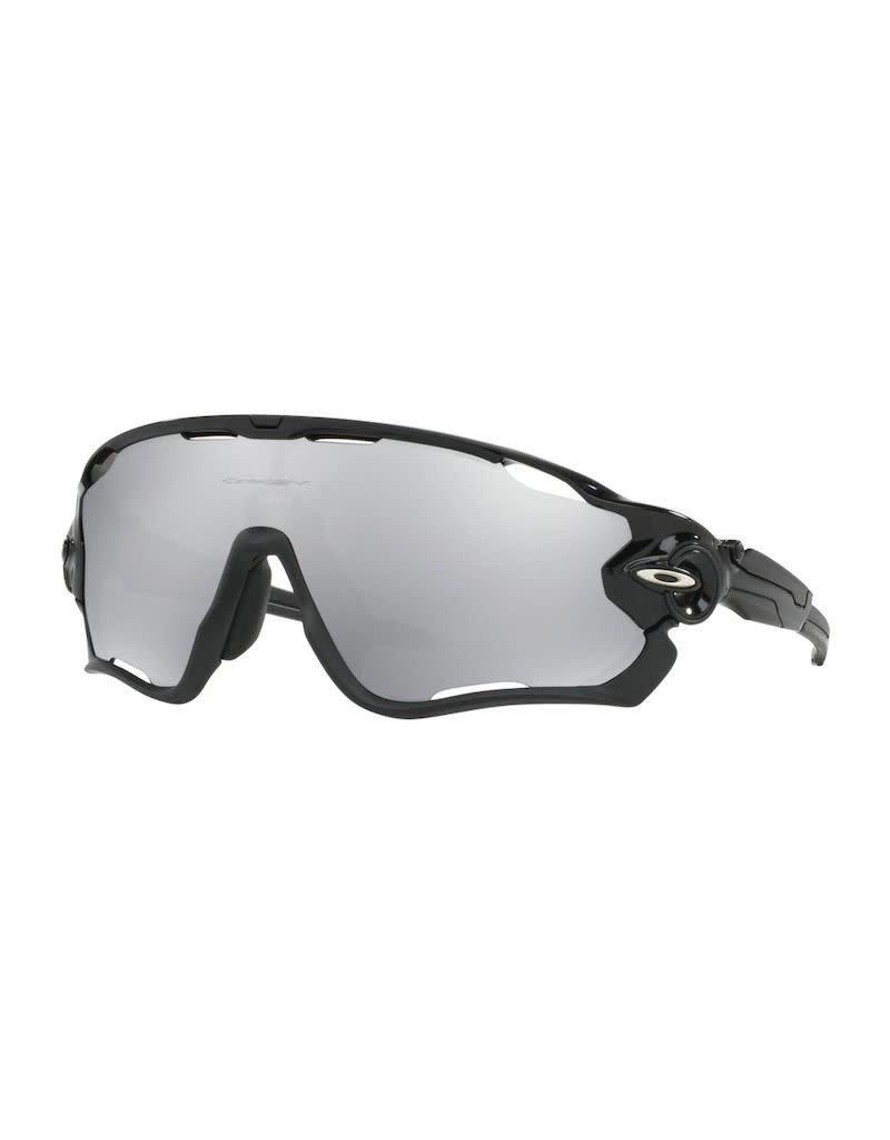Oakley Oakley Jawbreaker Halo Collection Polished Black Chrome Iridium