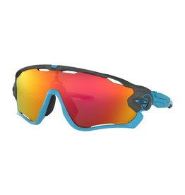 Oakley Oakley Jaw Breaker Aero Grid Grey Prizm Ruby