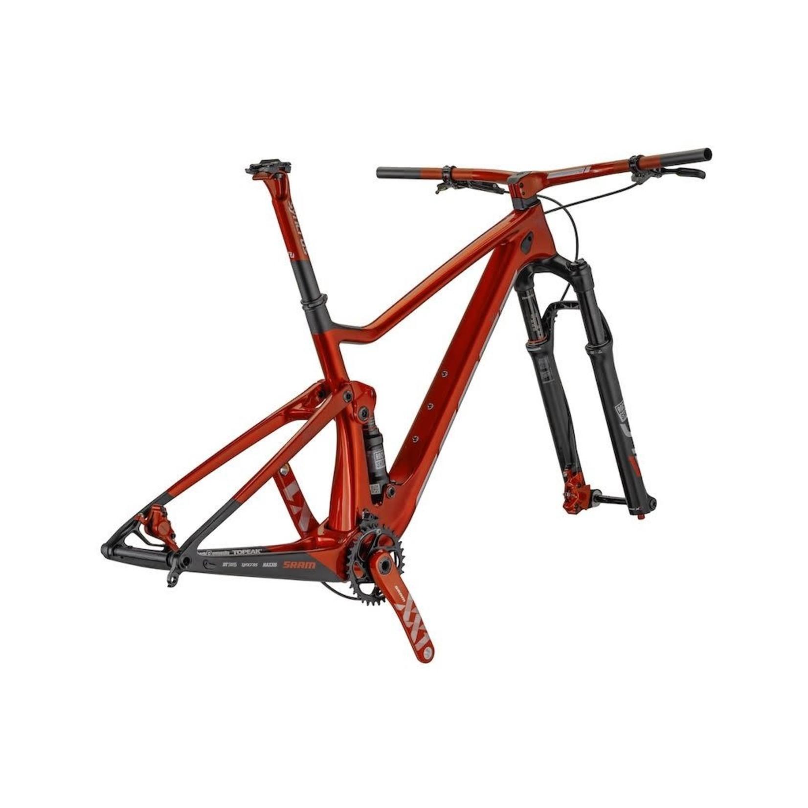 SCOTT BICYCLES Frame Set Scott With Kit Spark RC 900 WC N1NO LTD HMX