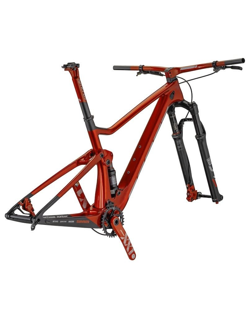 SCOTT BICYCLES Frame Set Scott With Kit Spark RC 900 WC N1NO LTD HMX