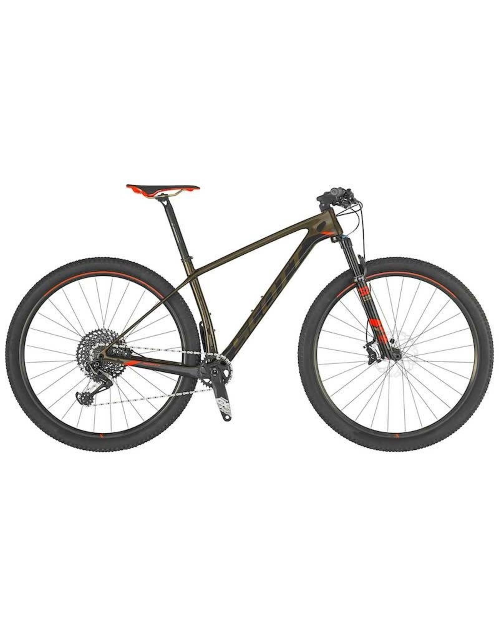 Scott Bike Scott Scale 910 (KH) Brown