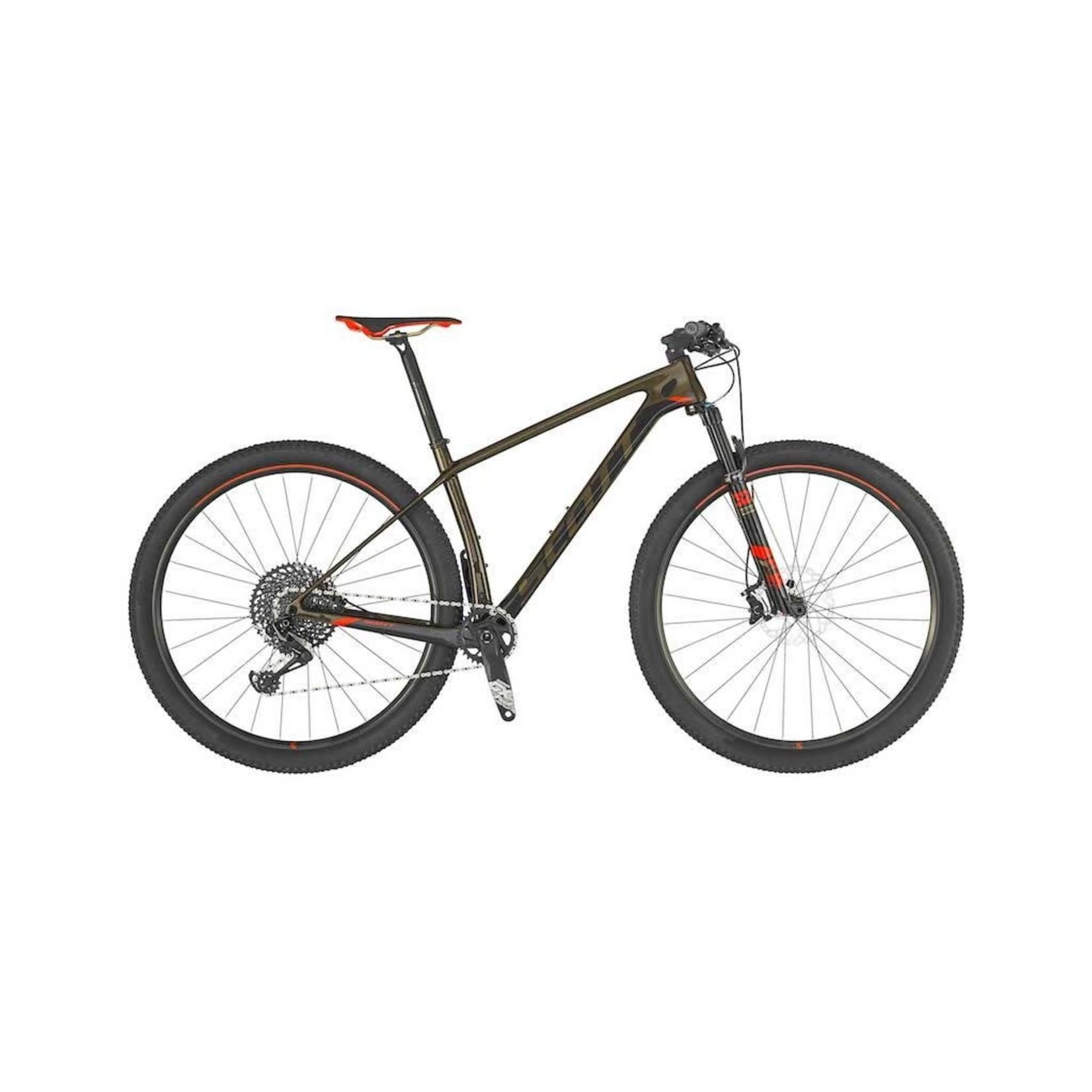 SCOTT BICYCLES Bike Scott Scale 910 (KH) Brown