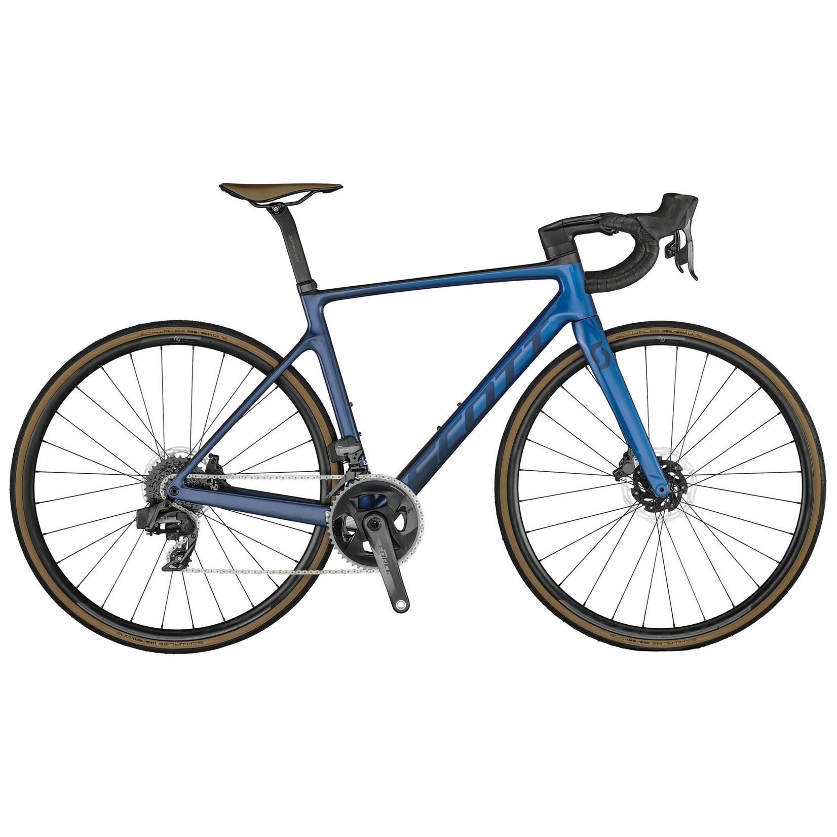 SCOTT BICYCLES Bike Scott Addict RC 20 (TW)