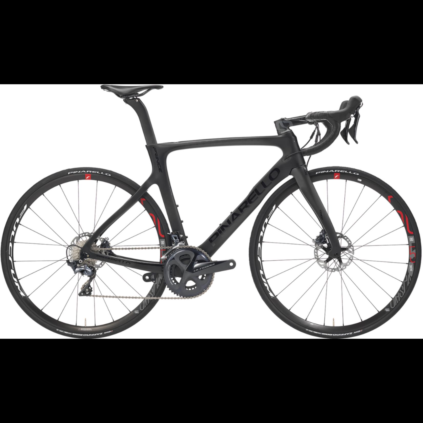 Pinarello Bike Pinarello Prince Disc Ultegra Black On Black