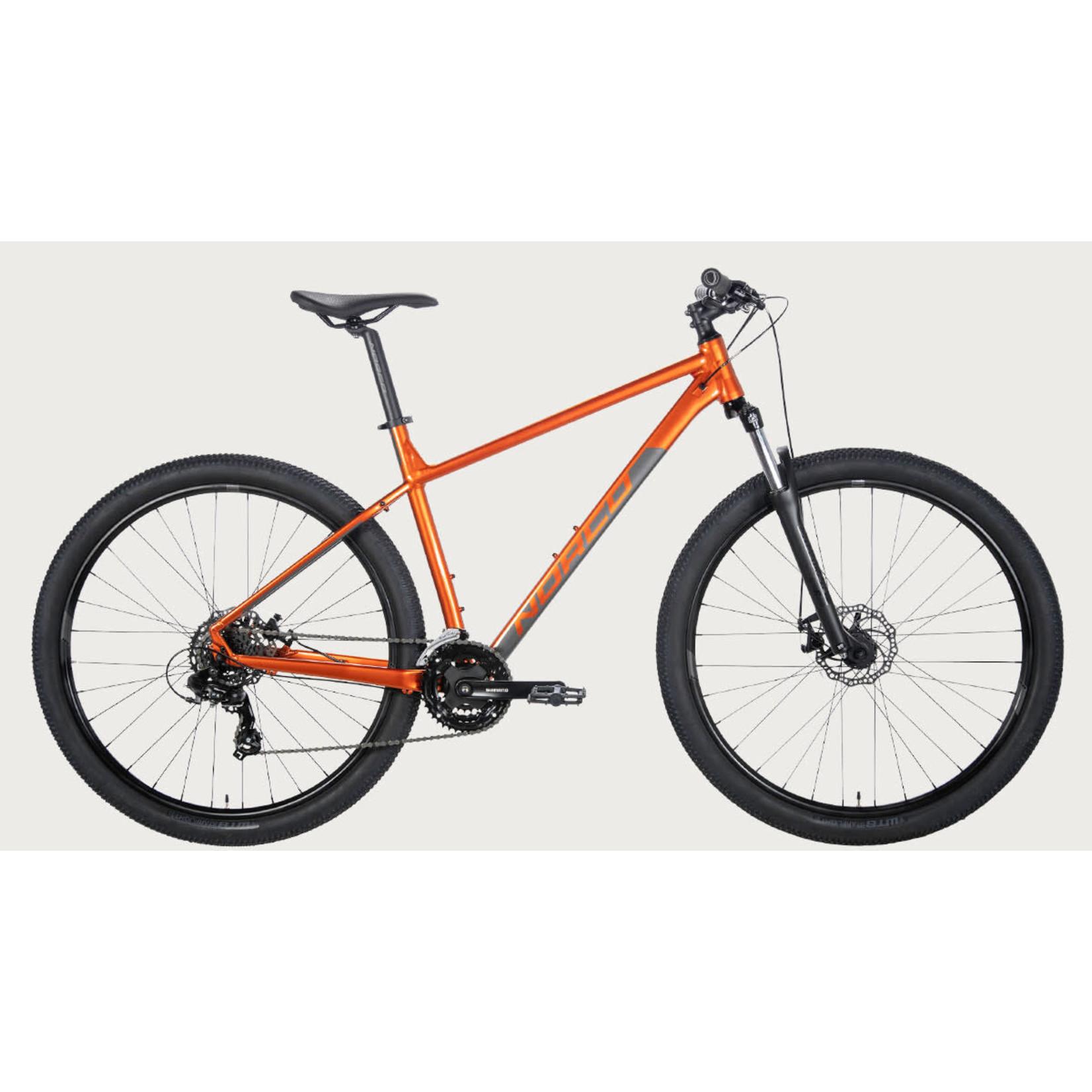 Norco Bike Norco Storm 5 Orange/Charcoal 27.5 M