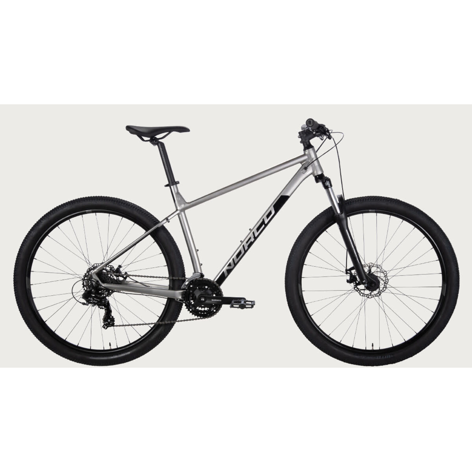 Norco Bike Norco Storm 5 Silver/Black 27.5 M