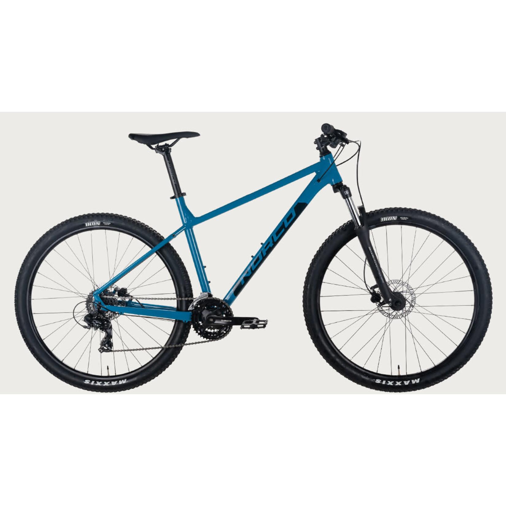 Norco Bike Norco Storm 4 Blue/Blue Black M 27.5