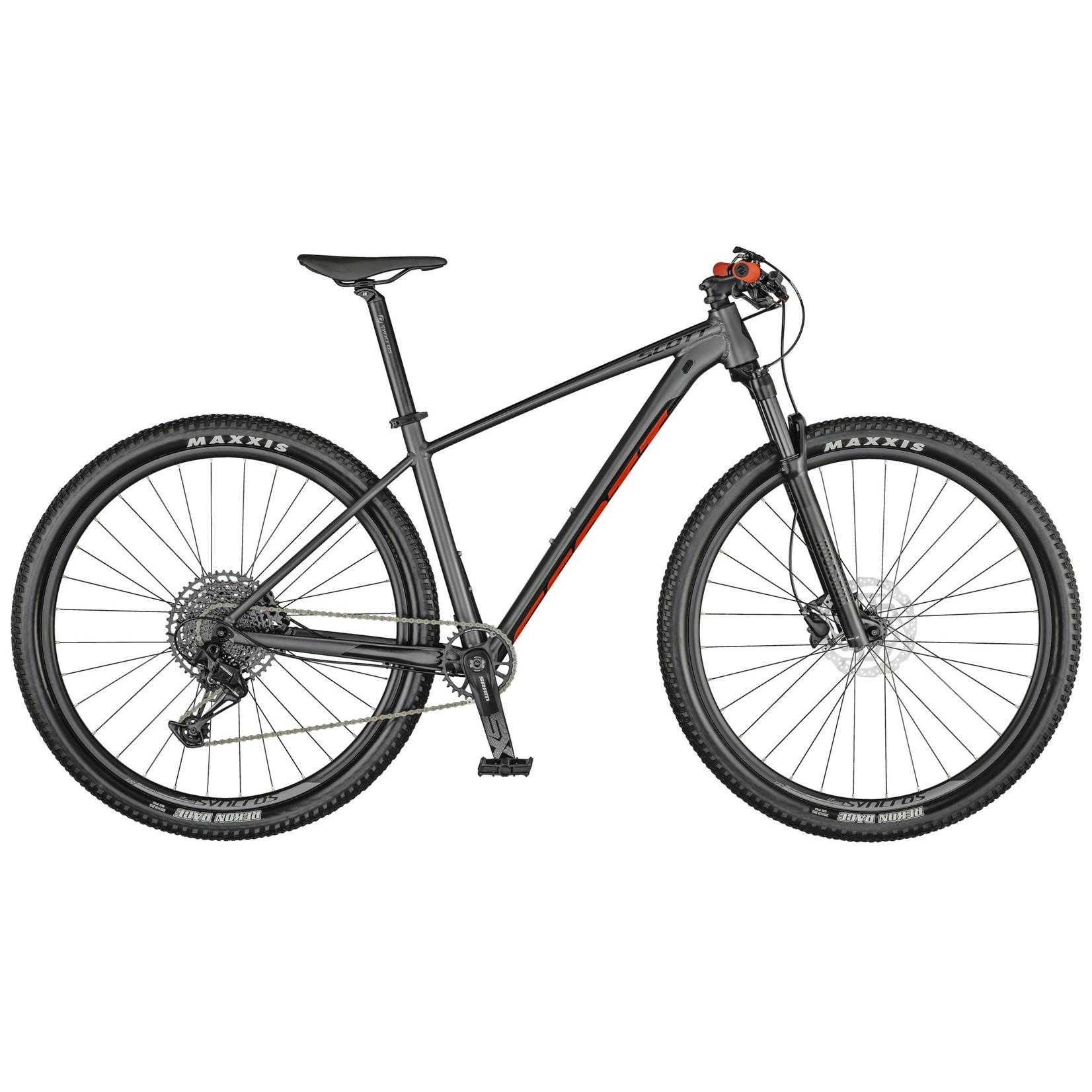 SCOTT BICYCLES Bike Scott Scale 970 Dark Grey