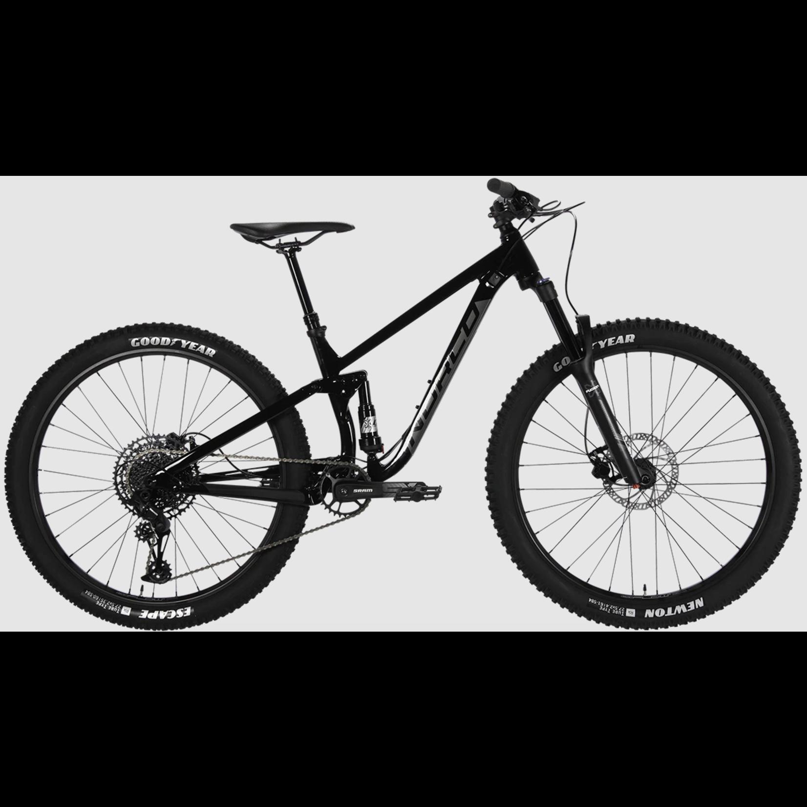 Norco Bike Norco FLUID FS 3 BLACK/CHARCOAL