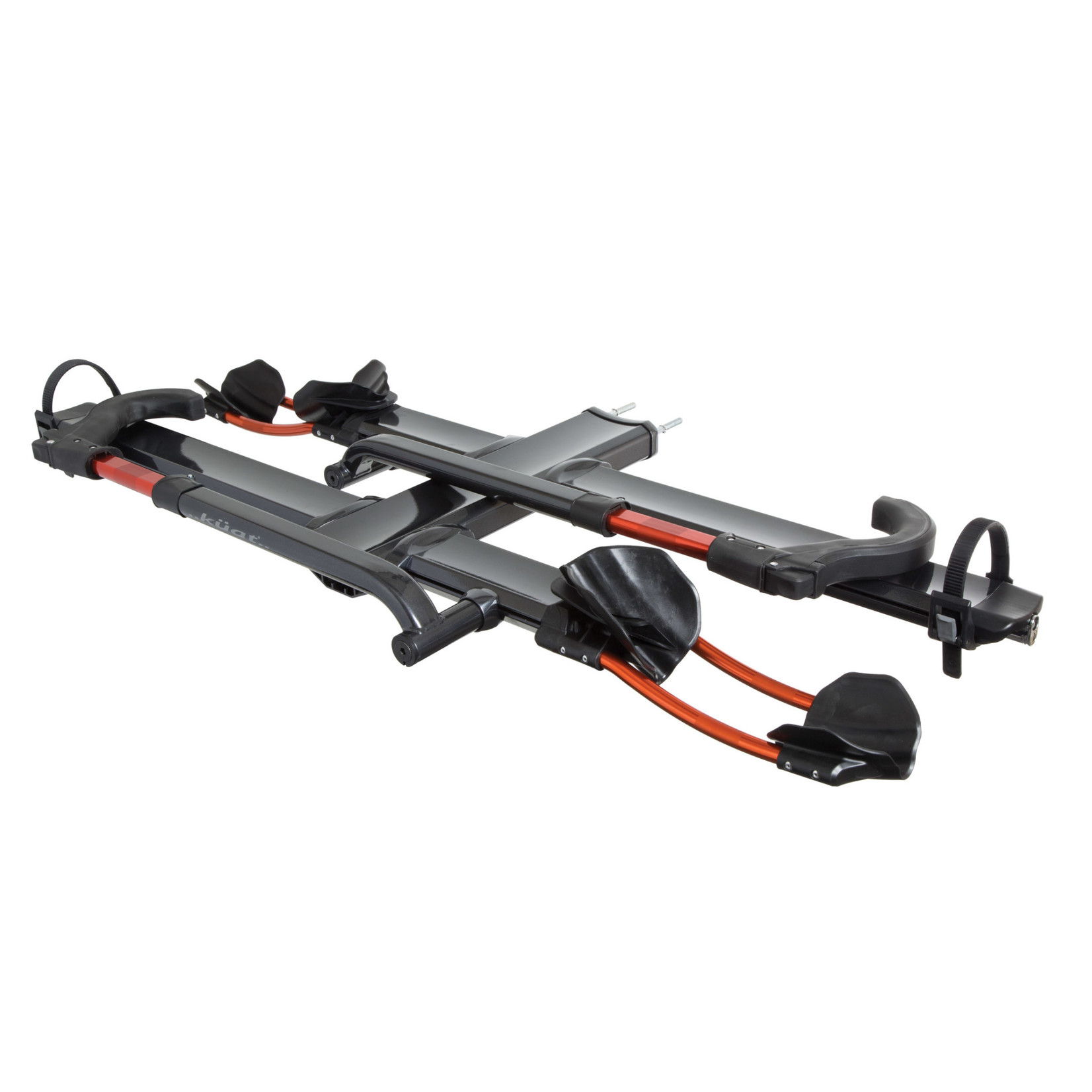Kuat Rack Kuat NV 2.0 Add-On 2 bikes 2'' Receiver only  Gray Metalic and Orange Anodize