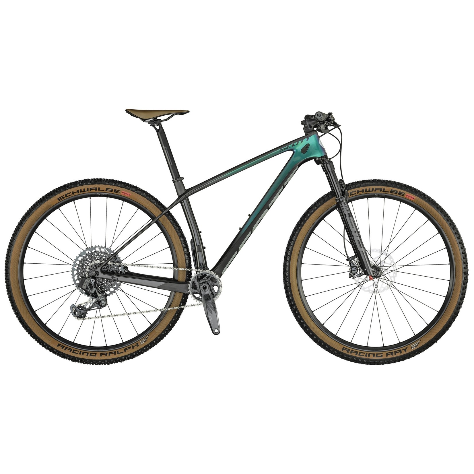 SCOTT BICYCLES Bike Scott Scale RC 900 Team Issue AXS S