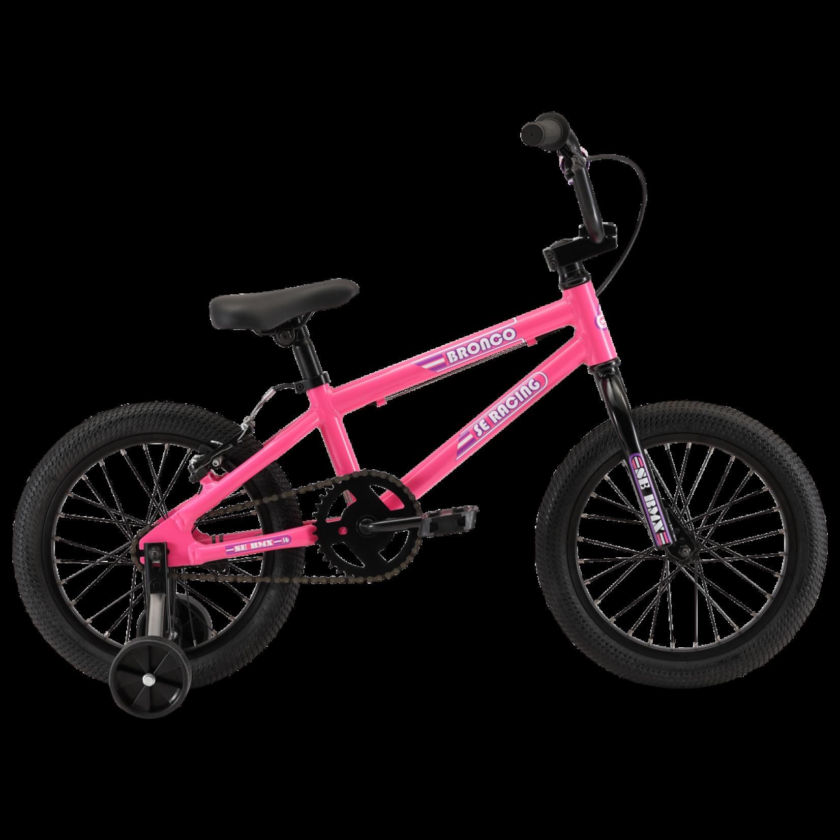 SE Bike SE Bronco Pink 16