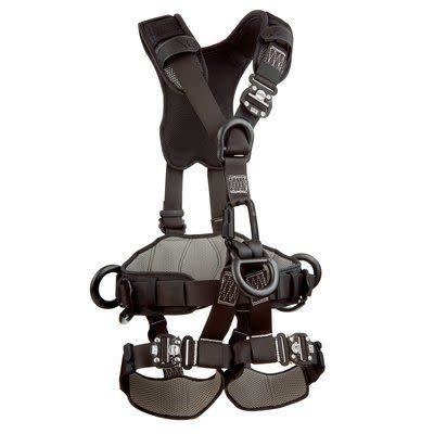 Capital Safety ExoFit NEX™ Rope Access/Rescue Harness, Black-Out