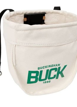 Buckingham Mfg CANVAS BOLT BAG MAGNET