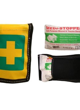 Buckingham Mfg Blood Stopper Pouch