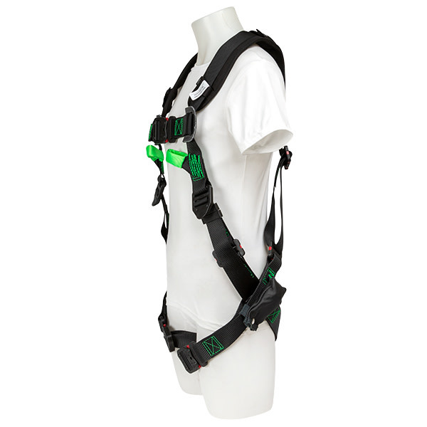 Buckingham Mfg BuckOhm TrueFit Harness w/Dielectric D-Ring