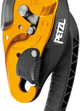 "Petzl America 2019 I'D Descender S 7/16"" / 11mm"