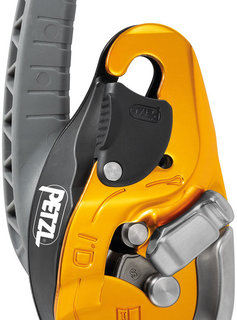 Petzl America I'D Evac Descender 10-11.5 mm