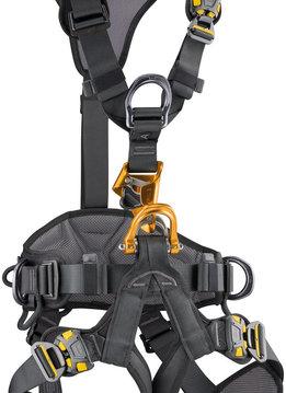 Petzl America 2019 Astro Bod Fast U Rope Access Harness