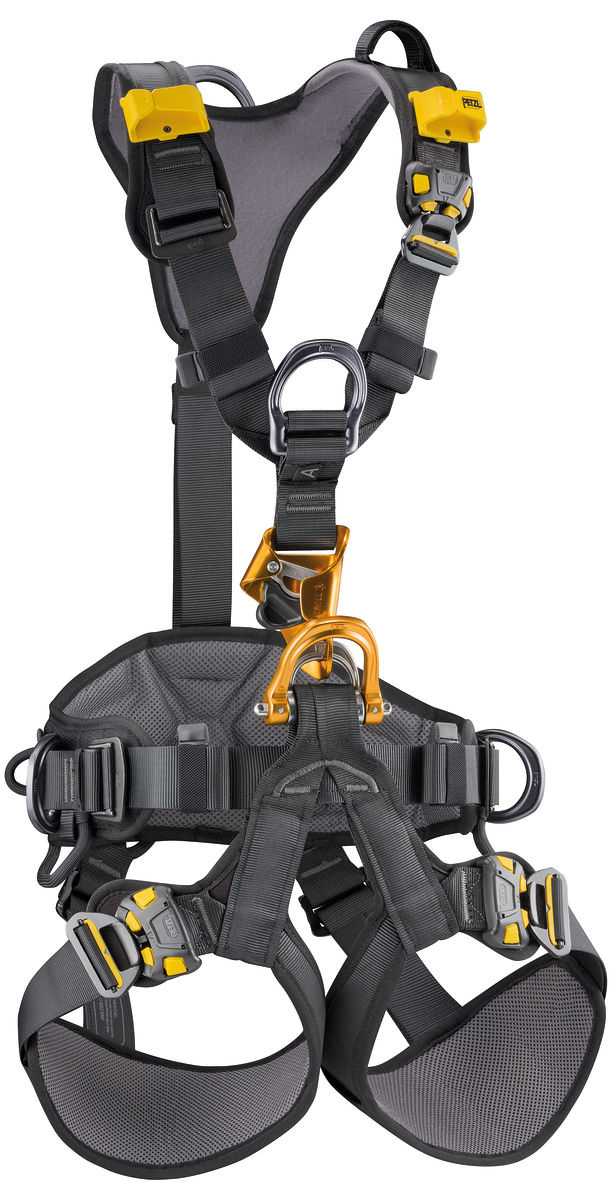 Petzl America Astro Bod Fast U Rope Access Harness